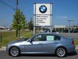 2011 Blue Water Metallic BMW 3 Series 328i Sedan #54256197