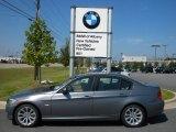 2011 Space Gray Metallic BMW 3 Series 328i Sedan #54256196