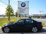 2011 Jet Black BMW 3 Series 335i Sedan #54256192