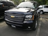 2009 Dark Blue Metallic Chevrolet Tahoe LTZ 4x4 #54256186