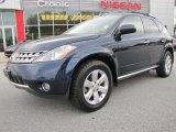 2006 Midnight Blue Pearl Nissan Murano SL #54256122
