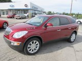 2010 Red Jewel Tintcoat Buick Enclave CXL AWD #54256717