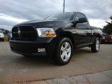 2012 Black Dodge Ram 1500 Express Regular Cab #54256695