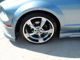 2006 Ford Mustang V6 Premium Convertible Custom Wheels