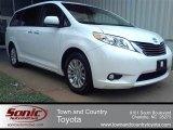 2011 Super White Toyota Sienna XLE #54256679