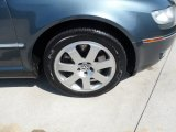 Volkswagen Phaeton 2004 Wheels and Tires