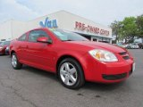 2007 Victory Red Chevrolet Cobalt LT Coupe #54256656