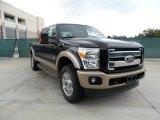 2012 Ford F250 Super Duty Black