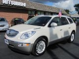 2008 White Diamond Tri Coat Buick Enclave CXL AWD #54256643
