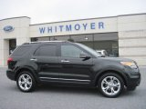 2011 Tuxedo Black Metallic Ford Explorer Limited 4WD #54379405