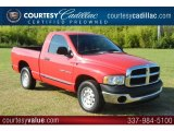 2005 Flame Red Dodge Ram 1500 ST Regular Cab #54379369