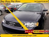 2004 Moro Blue Pearl Effect Audi A4 3.0 quattro Sedan #54379115