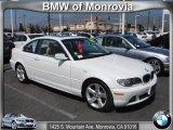 2006 Alpine White BMW 3 Series 325i Coupe #54379072