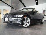 2009 Black Sapphire Metallic BMW 3 Series 335i Convertible #54378807