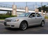 2008 Silver Birch Metallic Lincoln MKZ AWD Sedan #54379318