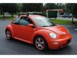 Volkswagen New Beetle 2002 Data, Info and Specs