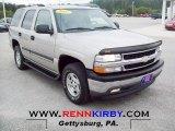 2005 Silver Birch Metallic Chevrolet Tahoe LS #54379273