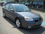 2007 Dark Gray Metallic Chevrolet Malibu LT Sedan #54379000
