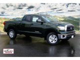 2012 Spruce Green Mica Toyota Tundra Double Cab 4x4 #54378717