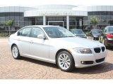 2011 Titanium Silver Metallic BMW 3 Series 328i Sedan #54379257
