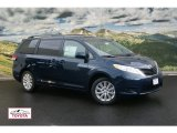 2012 South Pacific Pearl Toyota Sienna LE AWD #54378712