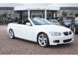 2011 Alpine White BMW 3 Series 335i Convertible #54379255