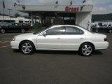 2003 White Diamond Pearl Acura TL 3.2 Type S #54378693