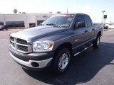2008 Mineral Gray Metallic Dodge Ram 1500 TRX4 Quad Cab 4x4 #54379239