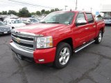 2008 Chevrolet Silverado 1500 LT Crew Cab 4x4 Data, Info and Specs