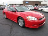 2006 Victory Red Chevrolet Monte Carlo SS #54378680