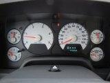 2007 Dodge Ram 3500 SLT Quad Cab Dually Gauges