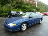 2003 Superior Blue Metallic Chevrolet Monte Carlo LS #54379221