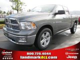 2012 Mineral Gray Metallic Dodge Ram 1500 Big Horn Quad Cab #54378955