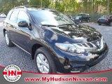 2011 Super Black Nissan Murano SL #54378543