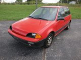 1990 Geo Metro LSi 4 Door Hatchback