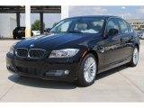 2011 Jet Black BMW 3 Series 335d Sedan #54379167