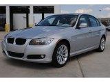 2011 Titanium Silver Metallic BMW 3 Series 328i Sedan #54379165