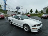2007 Performance White Ford Mustang Shelby GT Coupe #54378911