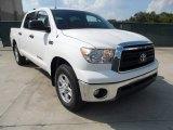 2012 Super White Toyota Tundra CrewMax #54418575