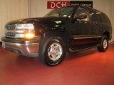 2004 Black Chevrolet Tahoe LS 4x4 #54419382