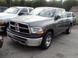 2012 Mineral Gray Metallic Dodge Ram 1500 ST Quad Cab 4x4 #54418967
