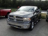 2012 Mineral Gray Metallic Dodge Ram 1500 SLT Quad Cab 4x4 #54418966