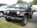 2012 Black Jeep Wrangler Rubicon 4X4 #54418965