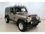 2006 Light Khaki Metallic Jeep Wrangler Unlimited Rubicon 4x4 #54418962