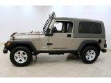 2006 Jeep Wrangler Light Khaki Metallic
