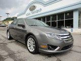 2010 Sterling Grey Metallic Ford Fusion SEL #54418516