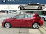 2011 Lexus CT 200h Hybrid Premium