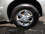 Oldsmobile Bravada 2004 Wheels and Tires