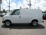 2005 Chevrolet Astro Cargo Van Exterior