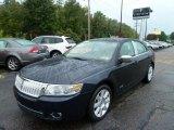 2008 Dark Blue Ink Metallic Lincoln MKZ Sedan #54418455